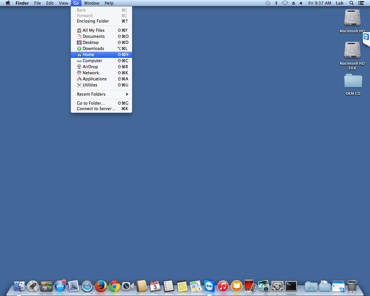 how to delete trash in chrome mac