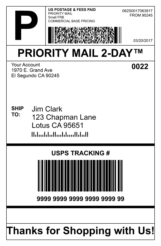 How to Reprint E-Commerce Shipping Labels