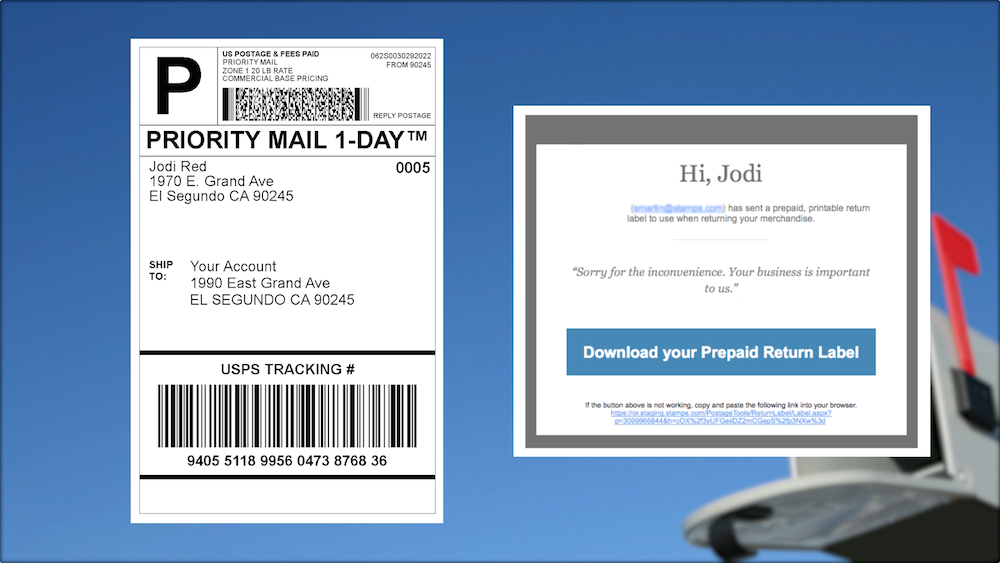 98 Shows The Format Elements For Permit Reply Mail Label
