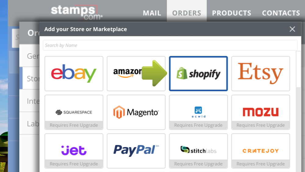 How to Connect to Shopify