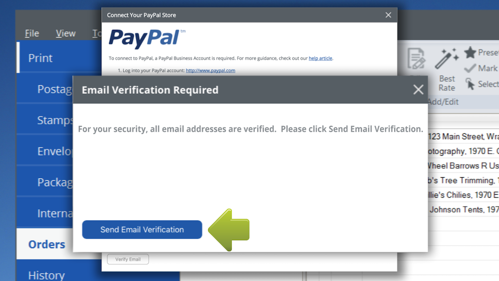 How to Connect to PayPal
