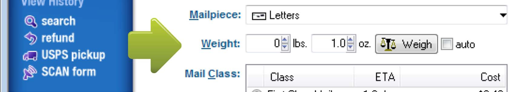 first class mail is by far the most popular usps mail class for letters