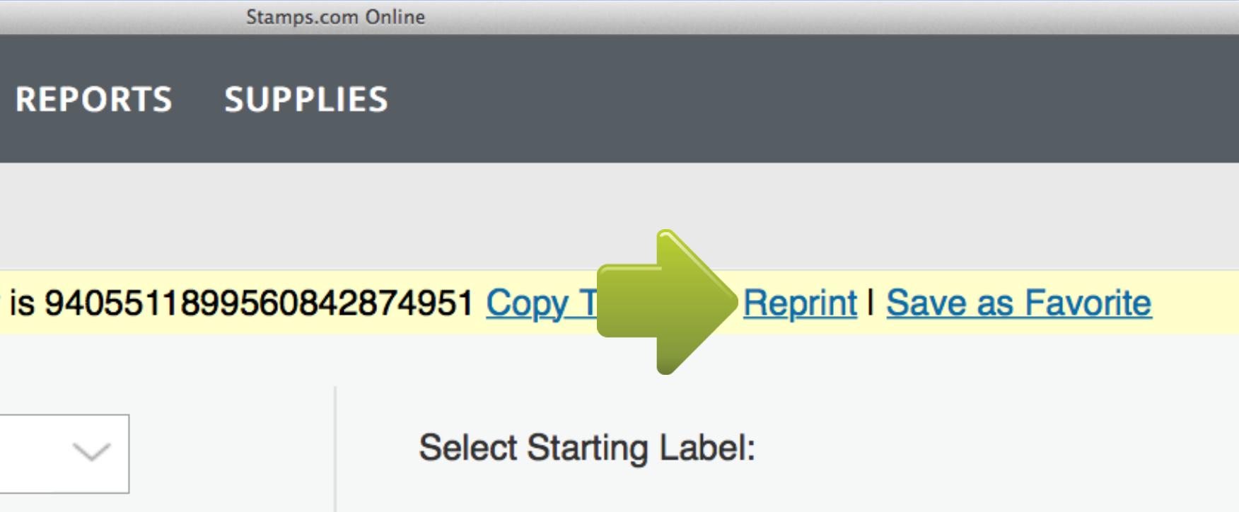 Print usps change of address form